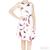 Pink Tartan Butterfly Print Veronica Dress / TheFashionMRKT