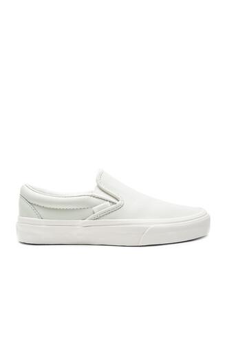 classic mint shoes