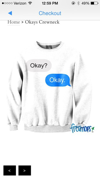 jacket the fault in our stars