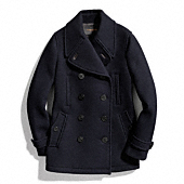 Coach :: SCUBA WOOL PEACOAT