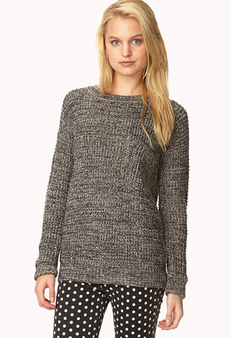 Cozy Chunky Knit Sweater | FOREVER21 - 2000109890