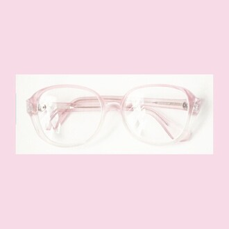 sunglasses vintage deadstock ombre round glasses eyeglasses frames eyeglasses pastel pink glasses