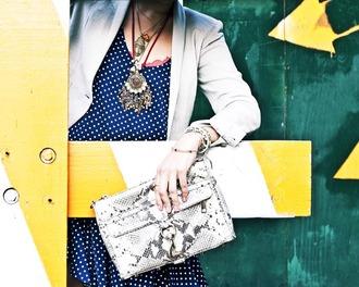 bag glamourai clutch white bag