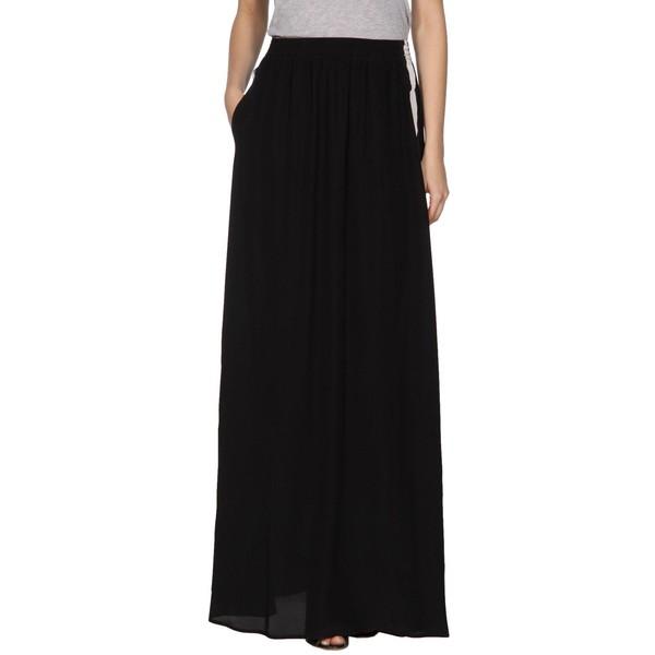 NEIL BARRETT Long skirt - Polyvore