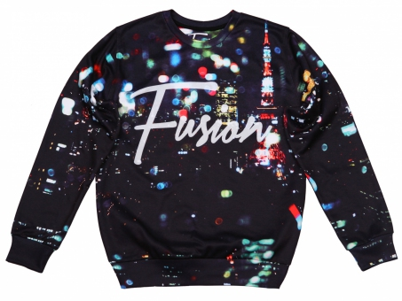 Original SEXY SWEATER NIGHT CITY | Fusion® clothing!