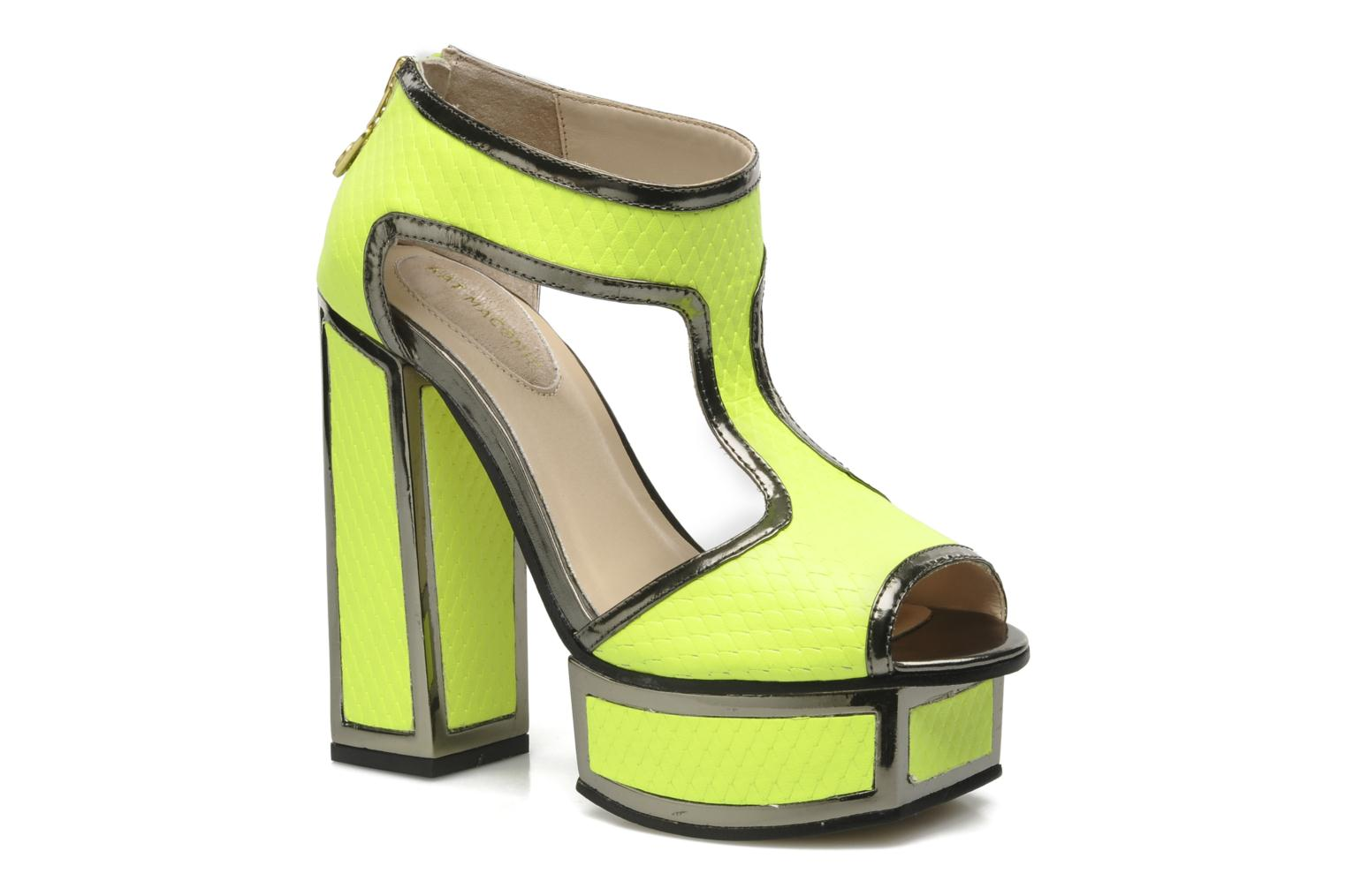 ABIGAIL by Kat Maconie (Yellow) | Sarenza UK | Your Sandals ABIGAIL Kat Maconie delivered for Free