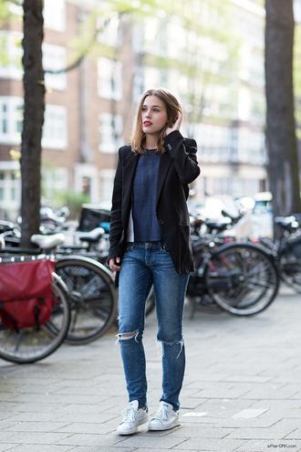 shoes t-shirt jacket jeans after drk