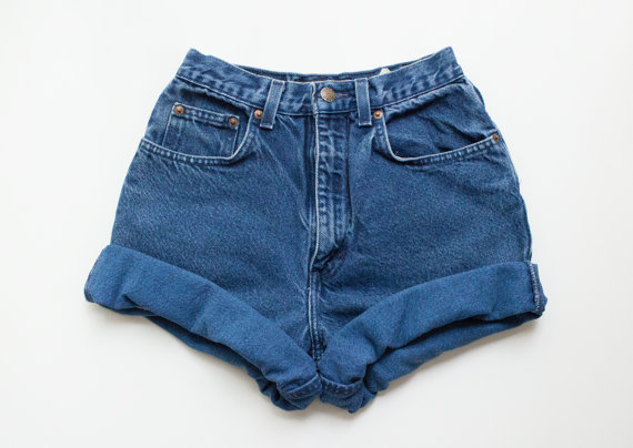 ALL SIZES Vintage APHRODITE High Waisted Denim by MintThreads
