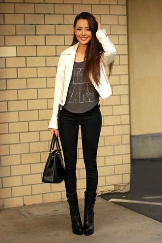 hapa time jacket t-shirt bag shoes jewels