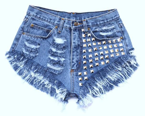 shorts jeans underwear high heels jumper dress High waisted shorts sweater