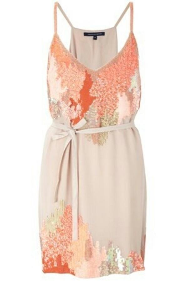 dress coral dress coral nude dress