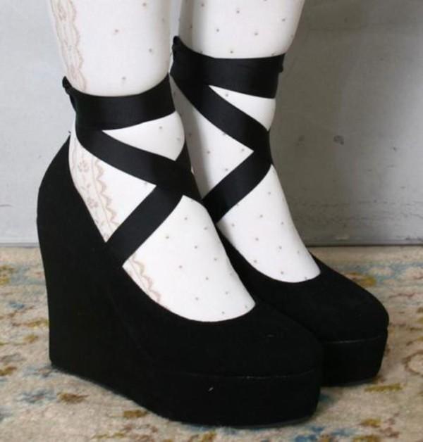 shoes goth goth lolita princess kawaii pastel pastel goth grunge