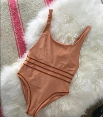 swimwear ishine365 one piece orange bikini shop shop ishine365 ellejay celeste bright celeste brightt