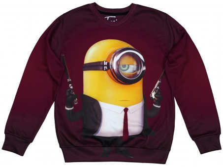 Original SEXY SWEATER MINION | Fusion® clothing!