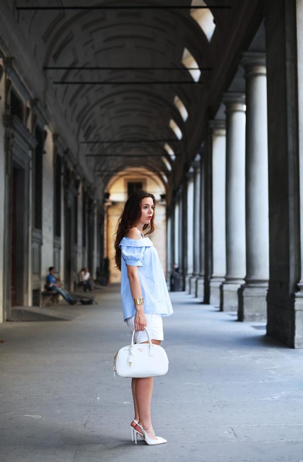 irene closet blouse pants shoes bag sunglasses