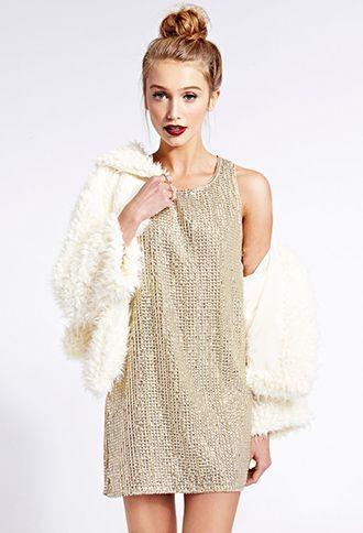 dress shift gold dress shift dress gold sequins sequin dress