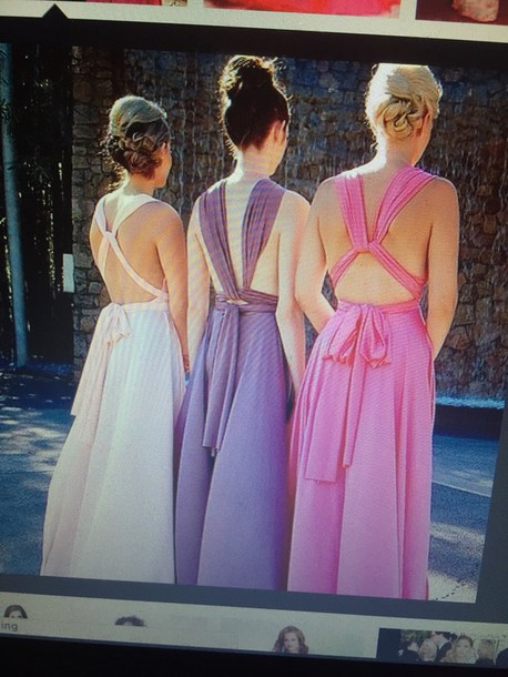 dress prom gown beautiful ball gown dress backless dress backless prom dress pretty pink dress