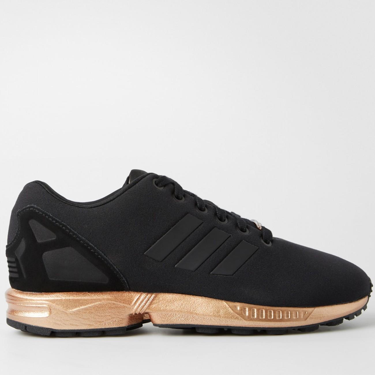 Adidas Zx Flux Black Gold