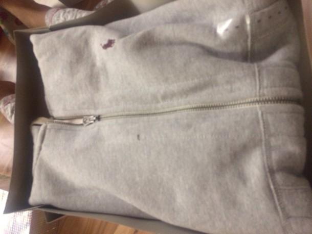 jacket polo shirt