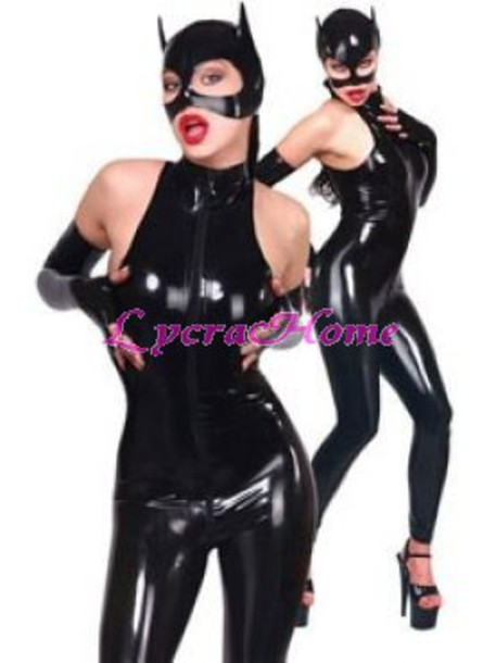 jumpsuit catwoman costumes