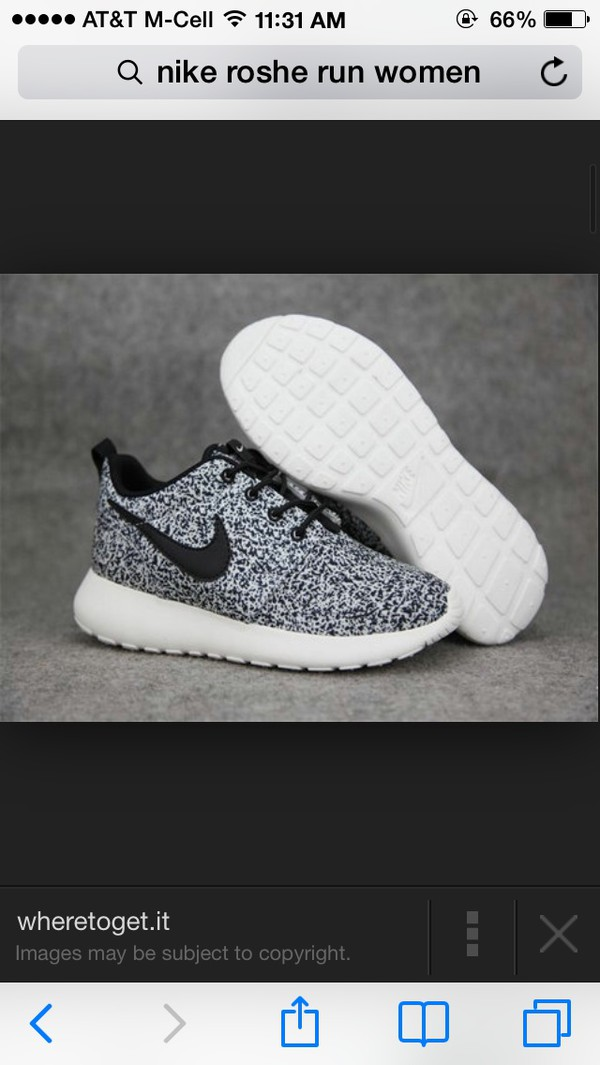 shoes roche nike speckled roshe runs