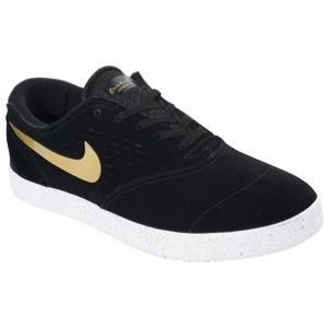 Nike SB Koston 2 - Men's - Skate - Shoes - Eric Koston - Black/Metallic Gold