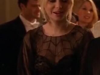gossip girl jenny humphrey taylor momsen dress