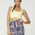 Buy Motel Kimmy Mini Tube Skirt in Aztec Pastel Print at Motel Rocks