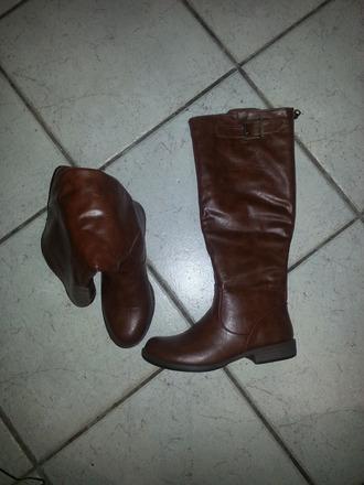 shoes justfab caramel