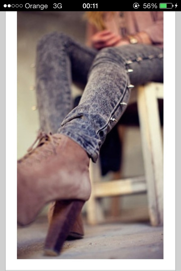 jeans perf