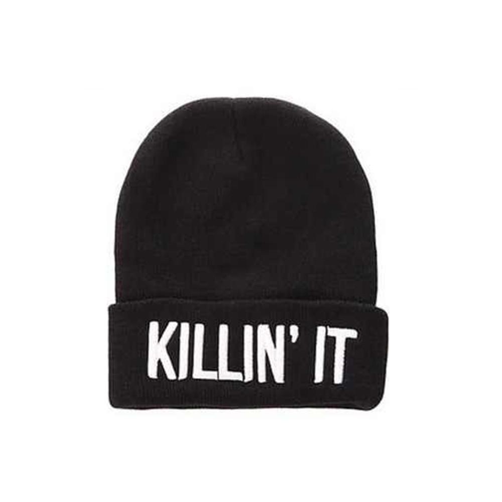 KILLIN IT BEANIE / back order – HolyPink