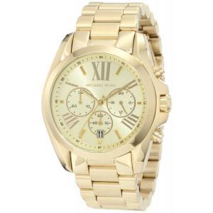 Michael Kors Gold Bradshaw MK5605 Watch - Sale
