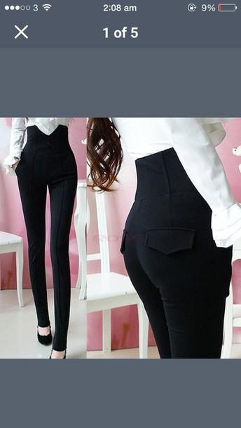 pants pants high waisted jeans