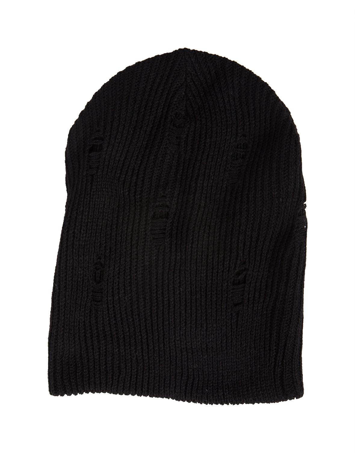 Shredded Knit Beanie | 2020AVE