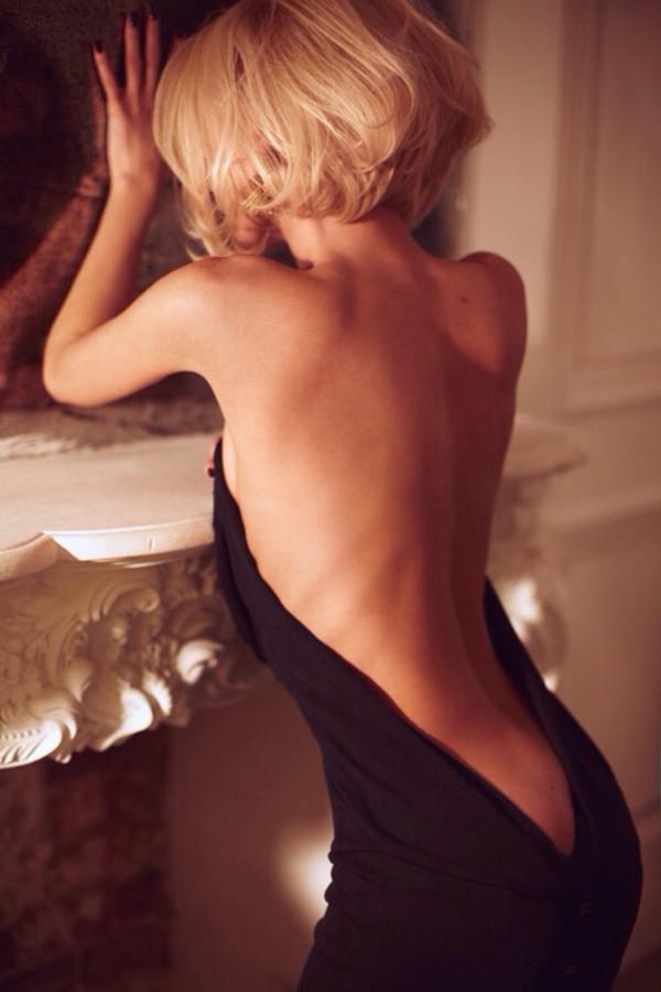 dress black dress backless open back backless dress sexy hot night night dress