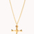 Oversized Cross Necklace | FOREVER21 - 1055269692