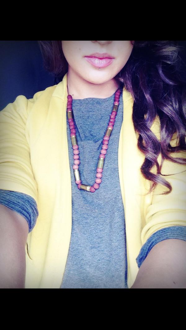 jewels necklace necklace
