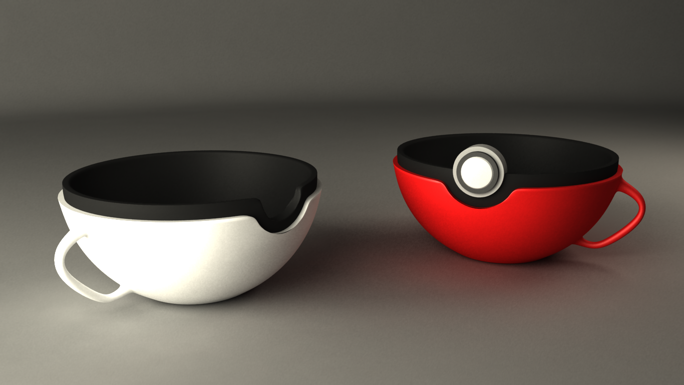 Pokecup 3D - 2 by n03p0nc3 on deviantART