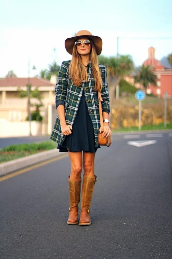 marilyn's closet blog dress coat shoes bag hat jewels