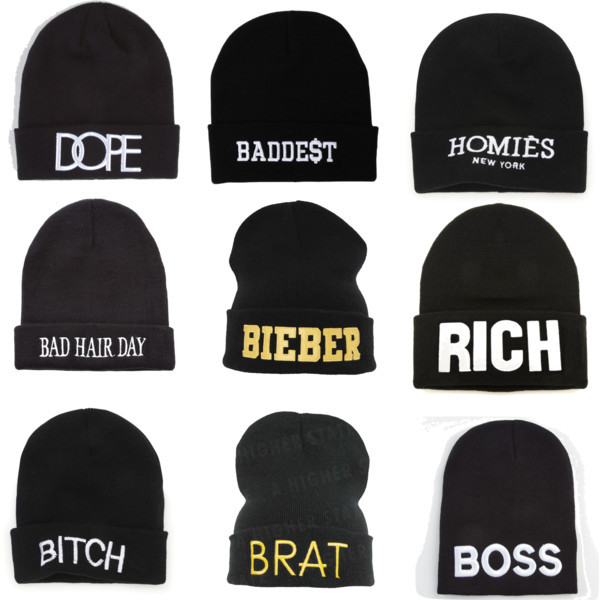 hat beanie dope boss bitch homies bad hair day hat swag