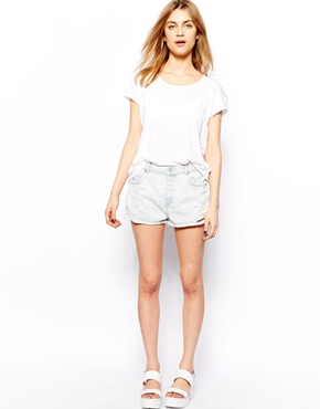 Denim shorts | Women's casual denim shorts |ASOS