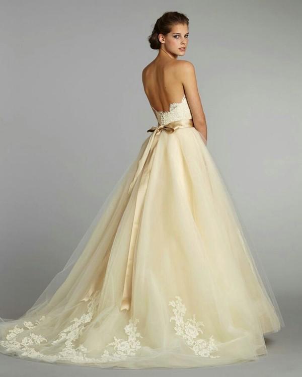 dress wedding dress beautiful long dress bow