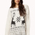 Fuzzy Fair Isle Sweater | FOREVER21 - 2074310598