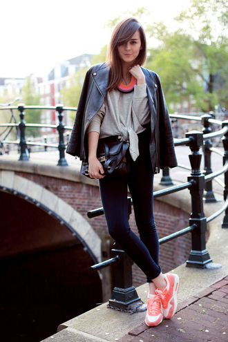 style scrapbook jacket shoes sweater bag jewels