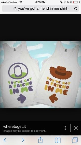 shirt toy story matching shirts