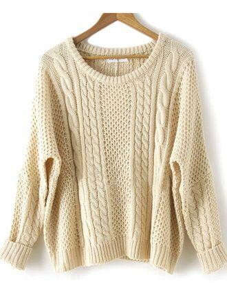 sweater laine