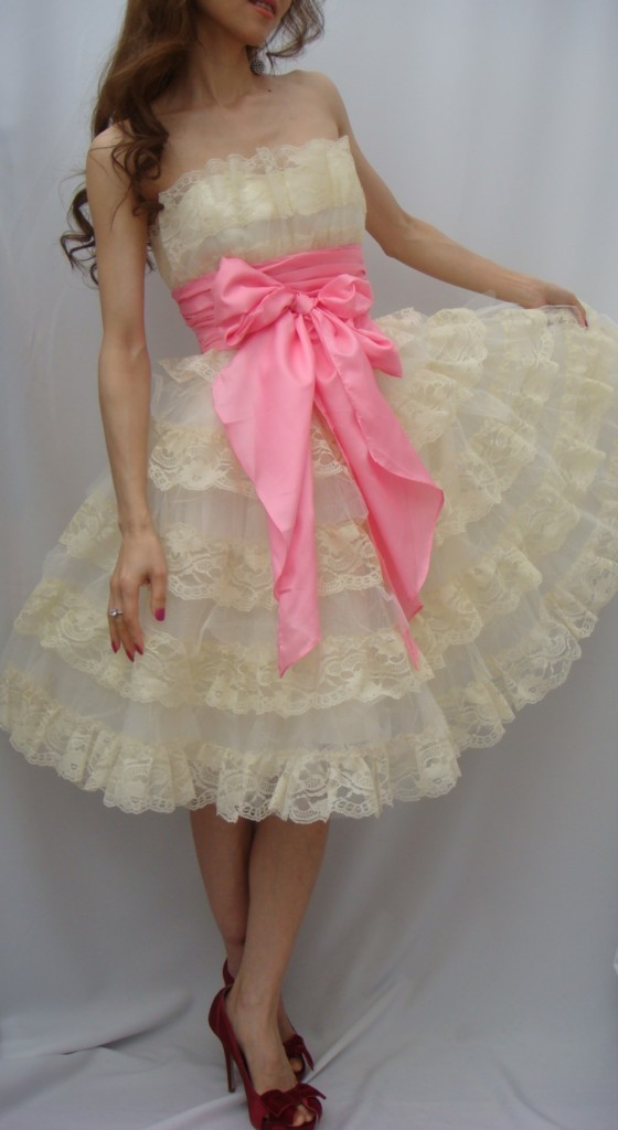 Betsey Johnson Prom Dress - Ocodea.com