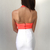 White Bandage Wrap Tube Disco Skirt 6 8 10 12 | eBay
