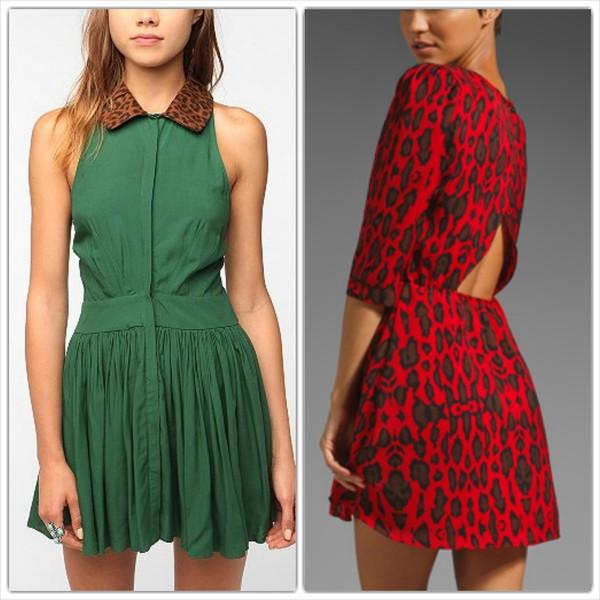 dress dolcevita trendy fashionista designer fab celebrity style steal celebrity style leopard print