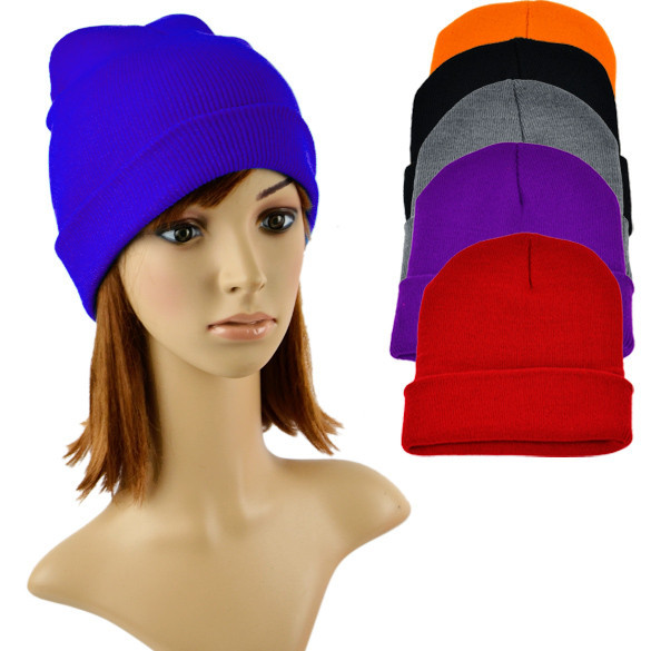 Plain Beanie Hat | Outfit Made